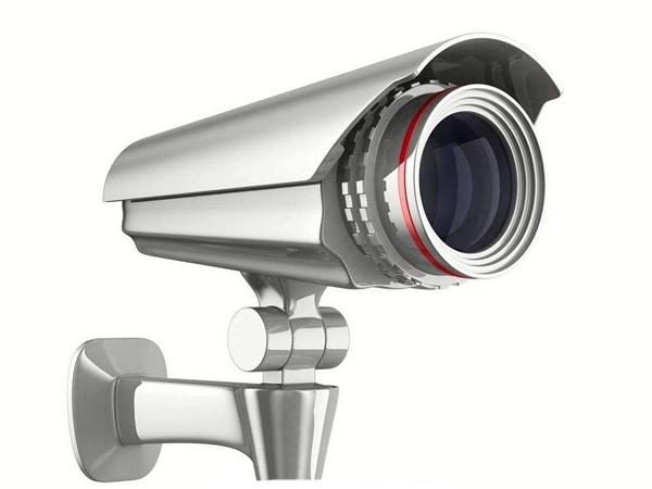 安防摄像头防水测试